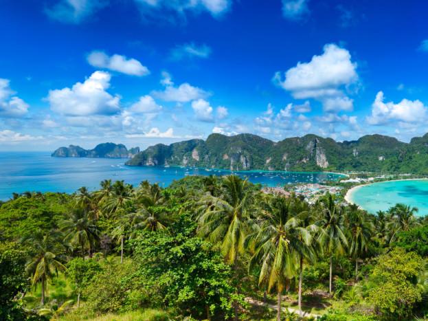 Saling Ko Phi Phi Andaman